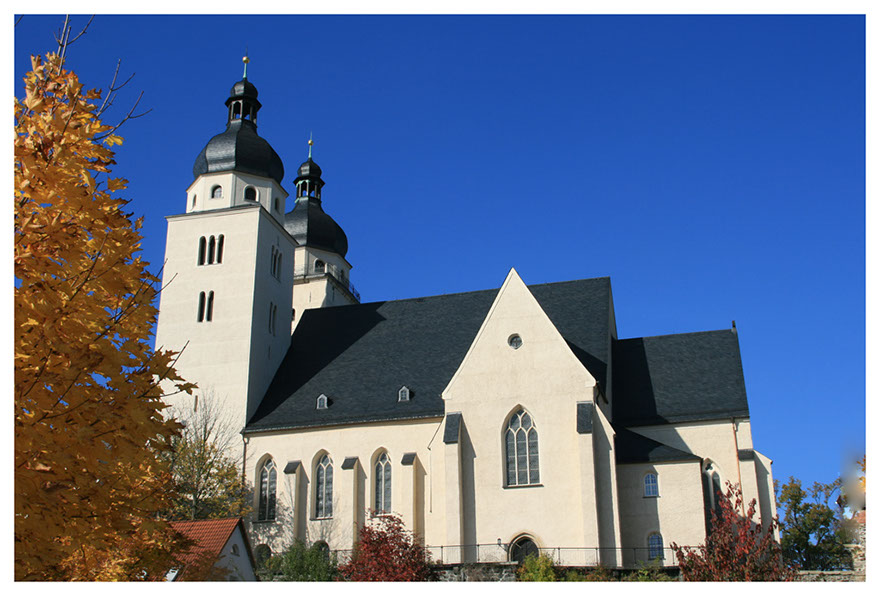 Johanneskirche Plauen